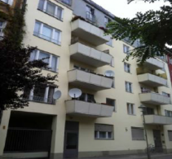 Apartment in Berlin-Moabit