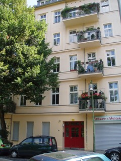Apartment in Berlin-Neukölln